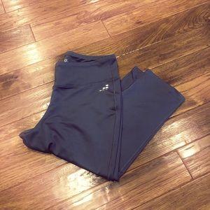 BCG Women's Workout Stitch Capri Leggings